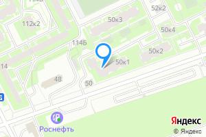 Снять однокомнатную квартиру в Санкт-Петербурге Малая Балканская ул., 50к1