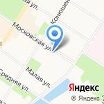 СтройКлимат на карте Санкт-Петербурга