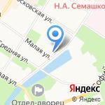 Центр Технического Творчества и Информационных Технологий на карте Санкт-Петербурга
