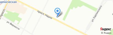 Платежный терминал Связной банк на карте Санкт-Петербурга