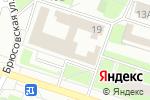 Схема проезда до компании АВИАТЕХСЕРВИС в Санкт-Петербурге