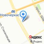 Аквариумы на карте Санкт-Петербурга