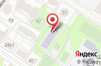 Схема проезда до компании ШКОЛА-ИНТЕРНАТ № 16 в Пушкине