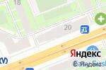 Схема проезда до компании Оптика в Санкт-Петербурге