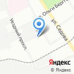 Завод Энерготехника на карте Санкт-Петербурга