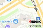 Схема проезда до компании ЦВЕТОПТТОРГ в Санкт-Петербурге
