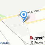 Лоцман на карте Санкт-Петербурга