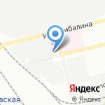 Комфорт на карте Санкт-Петербурга