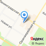 Карпов и Ко на карте Санкт-Петербурга