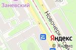 Схема проезда до компании Магазин бытовой химии, хозяйственных товаров и посуды в Санкт-Петербурге