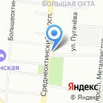 Слободин и Партнёры на карте Санкт-Петербурга