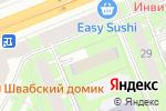 Схема проезда до компании Союз пенсионеров России в Санкт-Петербурге