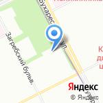 Альянс Дом на карте Санкт-Петербурга