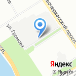 Ahead Dev`Vision на карте Санкт-Петербурга