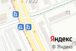 Схема проезда до компании Фармація, КП в