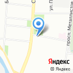 Фарт на карте Санкт-Петербурга