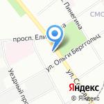 Оптика плюс на карте Санкт-Петербурга