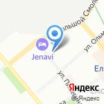 Газпром газораспределение Ленинградская область на карте Санкт-Петербурга