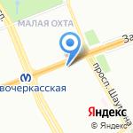 ПИLКИ на карте Санкт-Петербурга