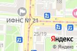Схема проезда до компании Банкомат, МТС-банк, ПАО в Санкт-Петербурге