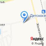 Исток на карте Санкт-Петербурга