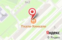 Схема проезда до компании Артдесерт в Санкт-Петербурге