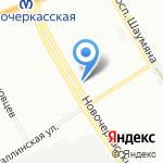 Мое хобби на карте Санкт-Петербурга
