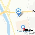 Sport Club на карте Санкт-Петербурга