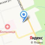 Детский сад №3 на карте Санкт-Петербурга