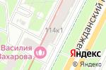 Схема проезда до компании Петербургские аптеки в Санкт-Петербурге