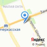 Bike Point на карте Санкт-Петербурга