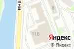 Схема проезда до компании РЕХАУ в Санкт-Петербурге