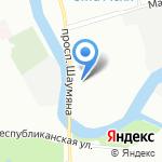 Sewkit.ru на карте Санкт-Петербурга