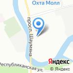 Синетик-СПб на карте Санкт-Петербурга