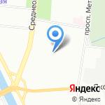 Мама поможет на карте Санкт-Петербурга