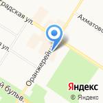 Ювелир-Карат на карте Санкт-Петербурга