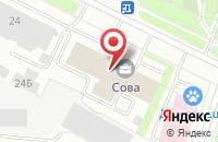 Схема проезда до компании Транслайн в Санкт-Петербурге