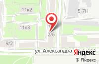 Схема проезда до компании Социальная аптека в Киржаче
