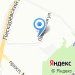 Артпромметалл на карте Санкт-Петербурга
