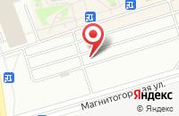 Схема проезда до компании Милани Кристалл в Санкт-Петербурге