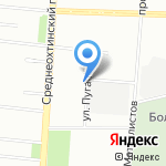 Спецтранс ЖСК на карте Санкт-Петербурга