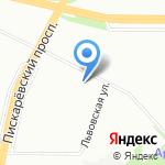 ProSkating на карте Санкт-Петербурга