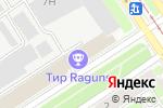 Схема проезда до компании ВИПБух-М в Санкт-Петербурге