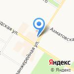 Самый модный на карте Санкт-Петербурга