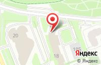 Схема проезда до компании Центр Реабилитационной Техники в Санкт-Петербурге