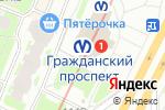 Схема проезда до компании Дирекция театрально-зрелищных касс в Санкт-Петербурге
