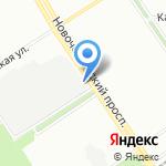 Промтехбезопасность на карте Санкт-Петербурга