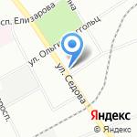 Завод Стальнов на карте Санкт-Петербурга