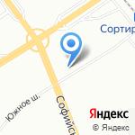 Российская таможенная академия им. В.Б. Бобкова на карте Санкт-Петербурга