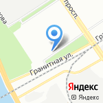 СПб Коннект на карте Санкт-Петербурга